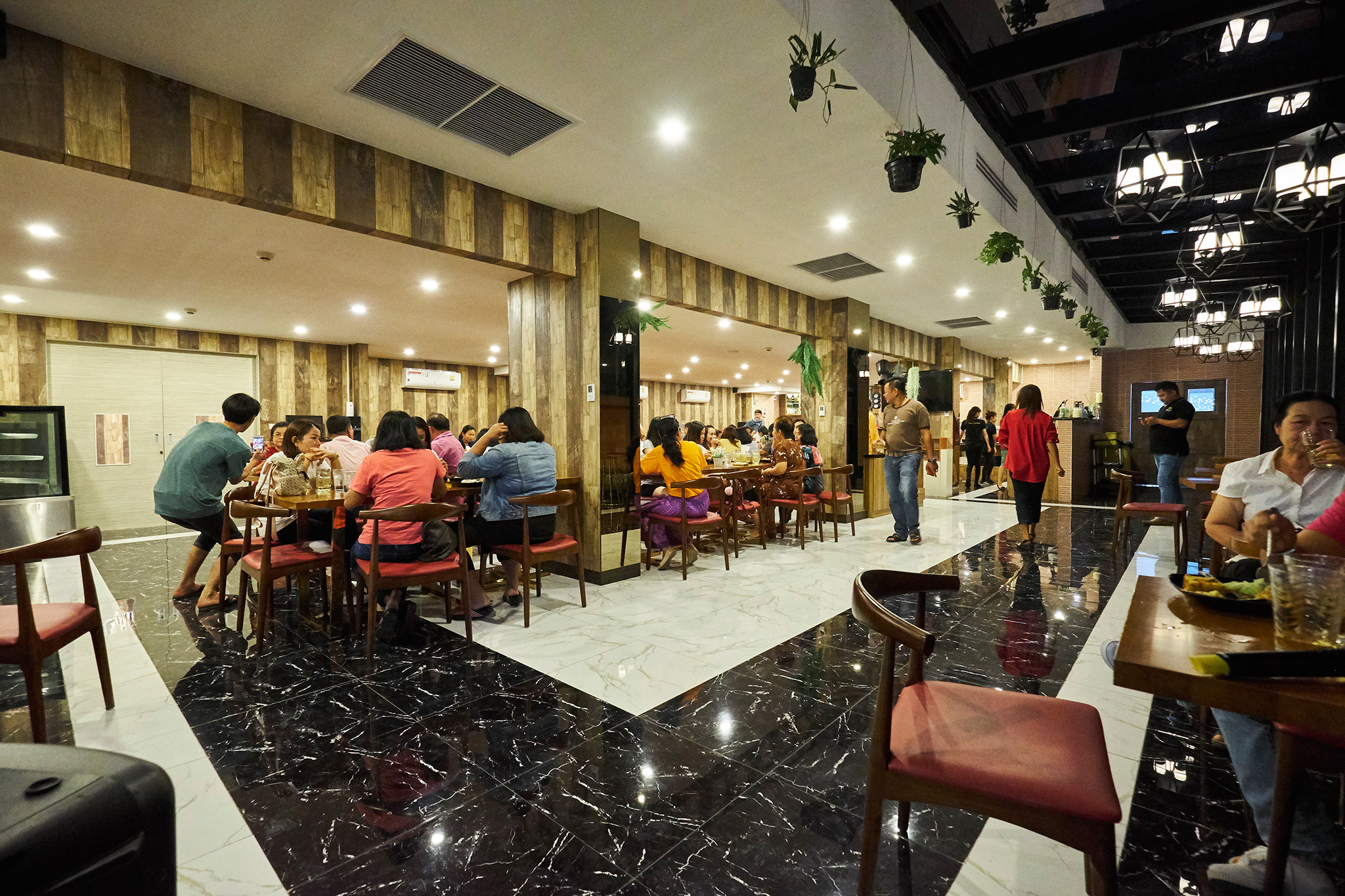 Sonia Residence Restaurant and Function Room