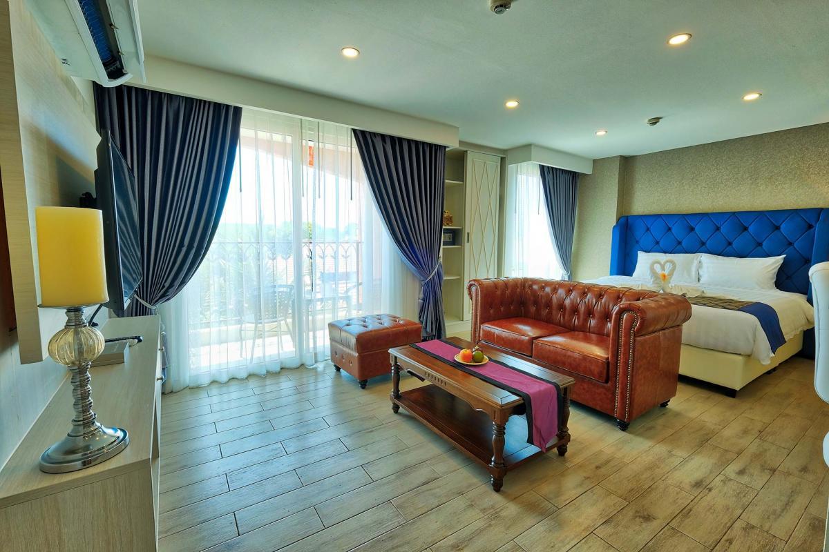 Club Deluxe Sonia Residence Jomtien Pattaya